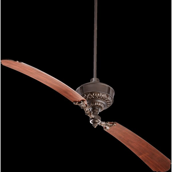 68 Turner 2-Blade Ceiling Fan by Quorum