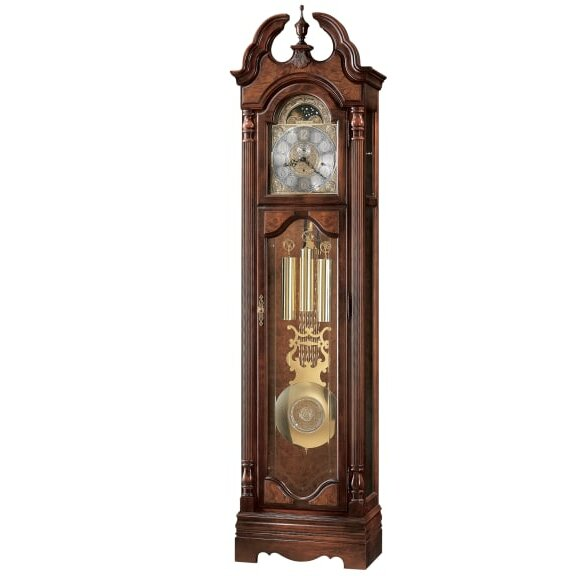 Langston 85.5 Grandfather Clock by Howard Miller®