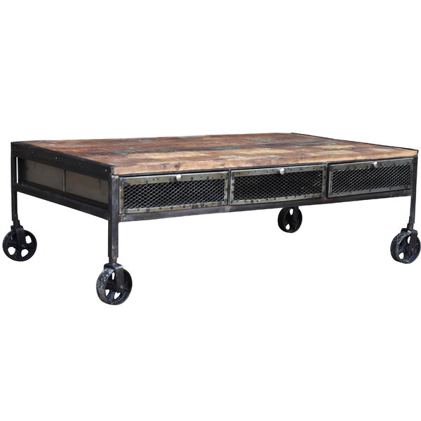Lalit Coffee Table by Porter International Designs