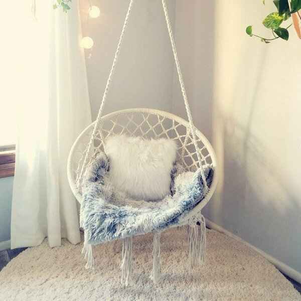 Gwendolen Hammock Chair by Bungalow Rose Bungalow Rose
