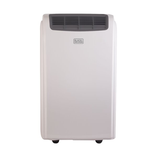 8,000 BTU Energy Star Portable Air Conditioner with Remote by Black + Decker