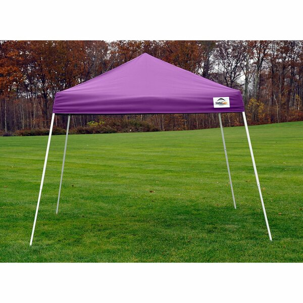 12 Ft. W x 12 Ft. D Steel Pop-Up Canopy by ShelterLogic