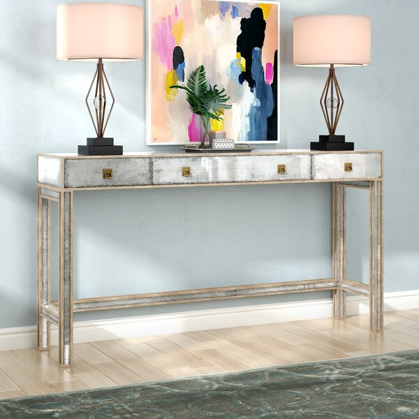 Paulina Console Table By Willa Arlo Interiors