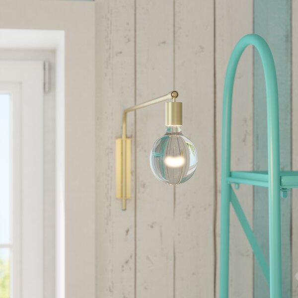 Forrest Swing Arm Lamp by Mistana