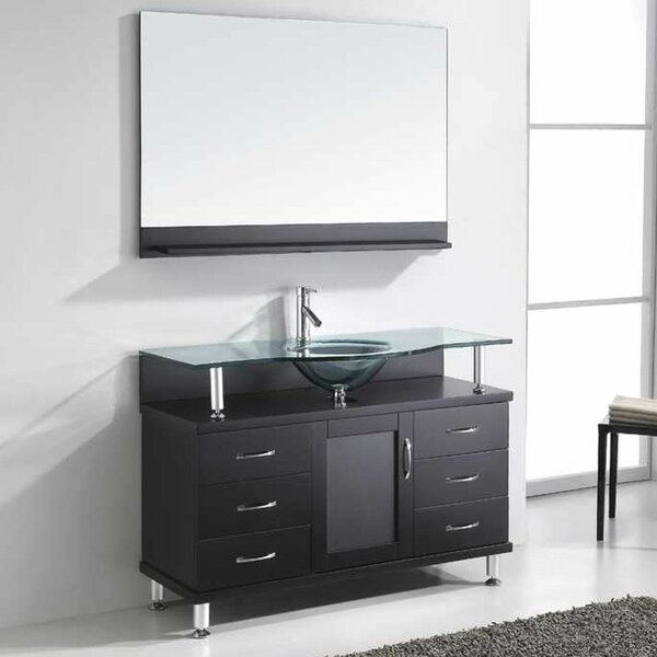 Runion 48 Single Bathroom Vanity Set by Latitude Run