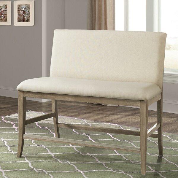 Almazan Upholstered Bench by One Allium Way