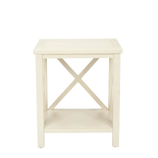 Sadie End Table With Storage By Beachcrest Home