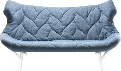 Foliage Loveseat by Kartell
