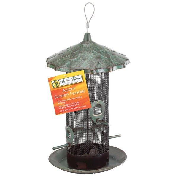 Stokes Tube Bird Feeder by Classic Brands LLC