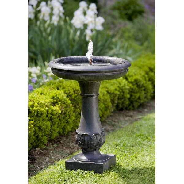 Concrete Chatsworth Fountain by Campania International