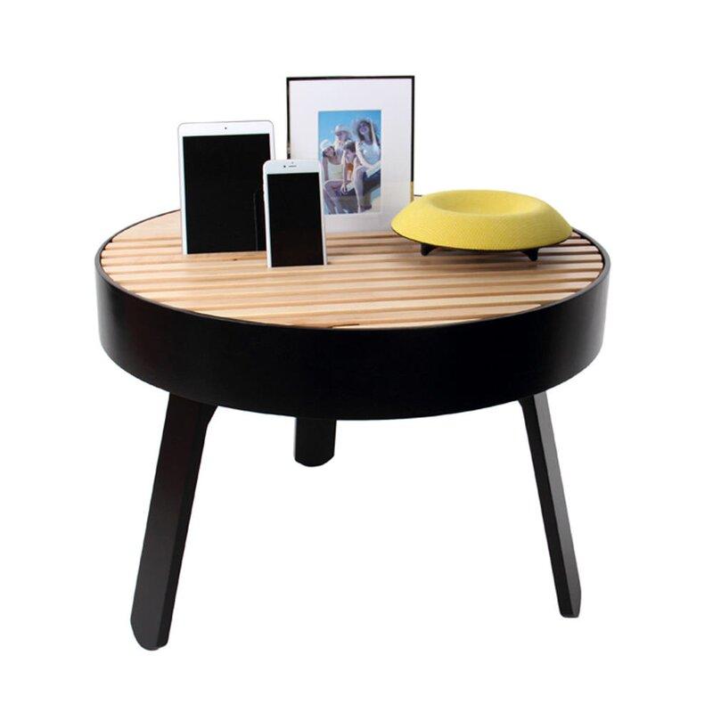 brayden studio couchtisch thoreson mit stauraum. Black Bedroom Furniture Sets. Home Design Ideas