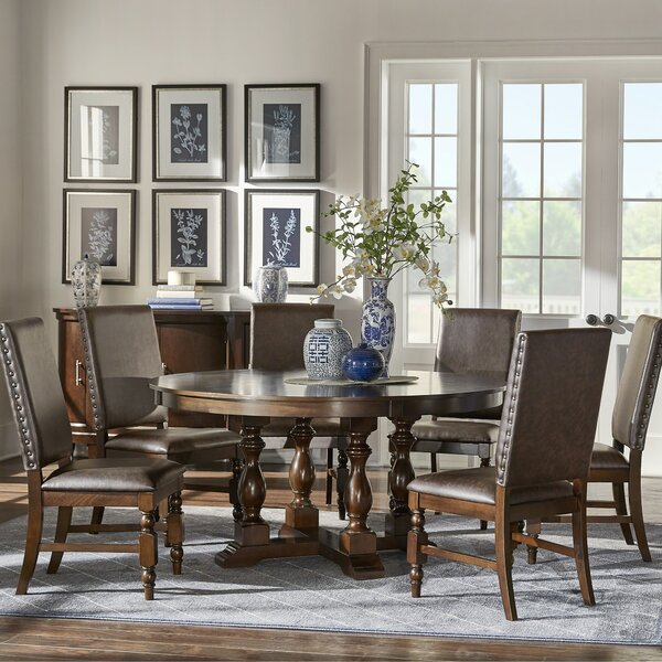 Kingsley 7 Piece Dining Set by Darby Home Co Darby Home Co