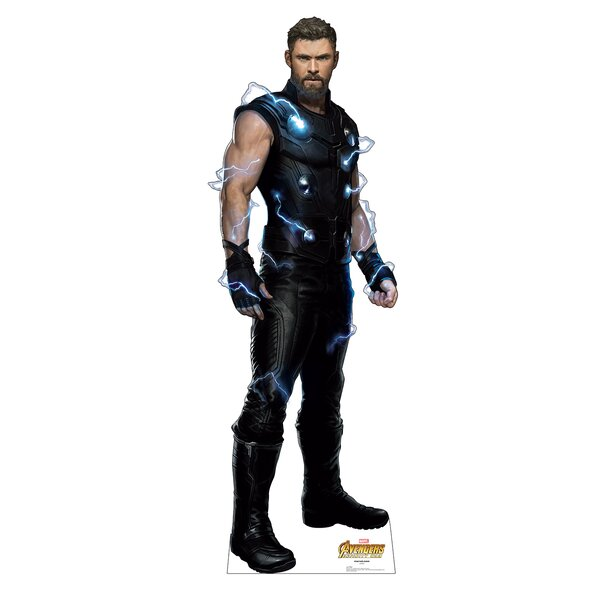Avengers Infinity War Thor Standup by Advanced Graphics