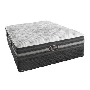 Simmons Beautyrest Beautyrest Black Memory Foam Low Profile 13.5