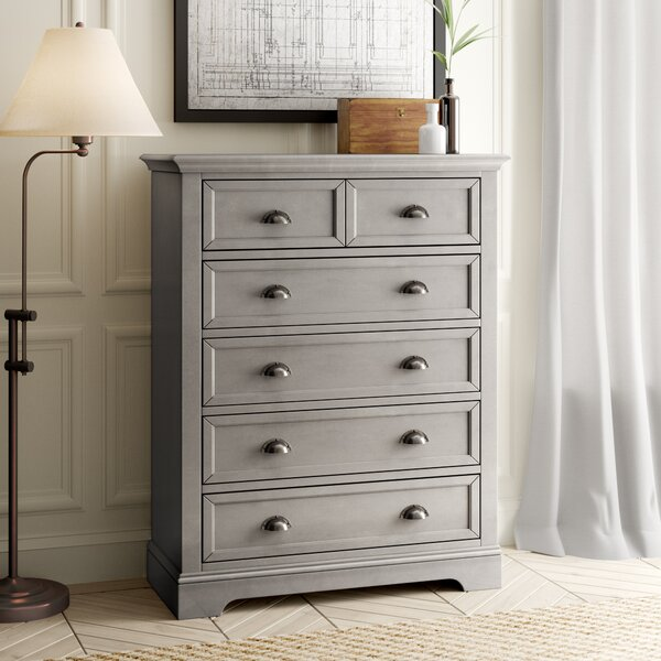 Appleby 6 Drawer Chest by Greyleigh