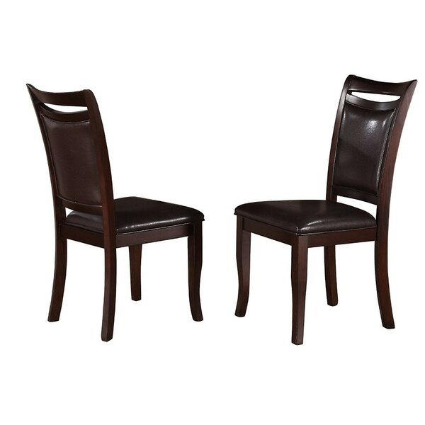 Huntress Upholstered Dining Chair (Set Of 2) By Red Barrel Studio