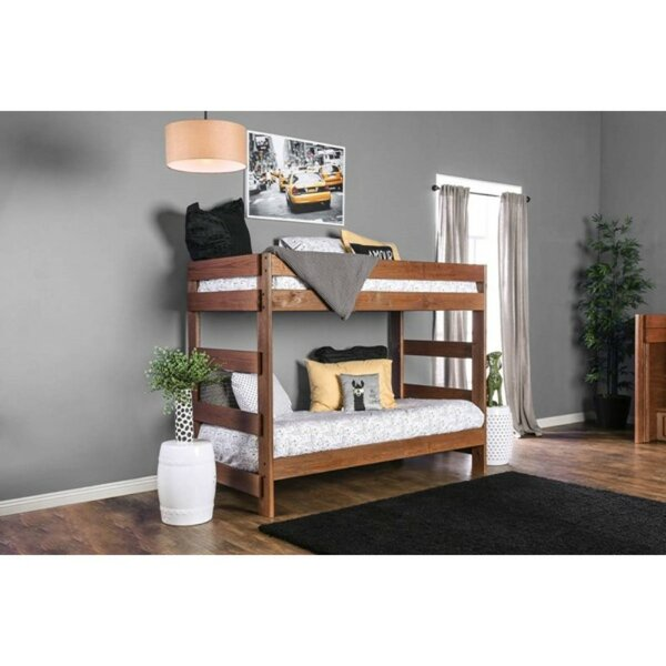 Kensley Bunk Bed by Harriet Bee