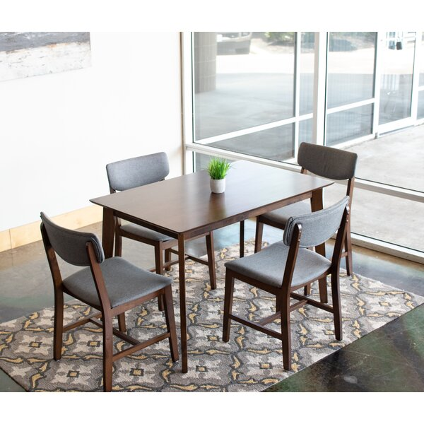 Onycha 5 Piece Dining Set by Foundry Select