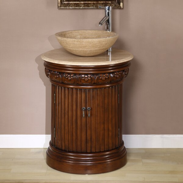 24 Single Bathroom Vanity Set by World Menagerie