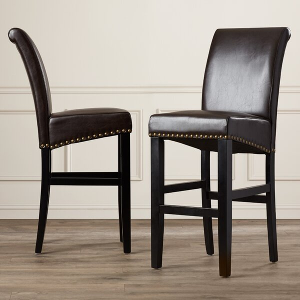 Ice Harbor 30 Bar Stool (Set of 2) by Red Barrel Studio
