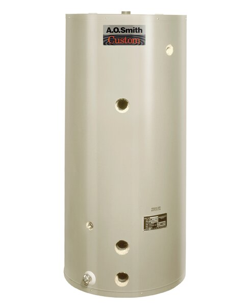 TJ-80A Commercial Storage Tank Jacketed Custom by A.O. Smith