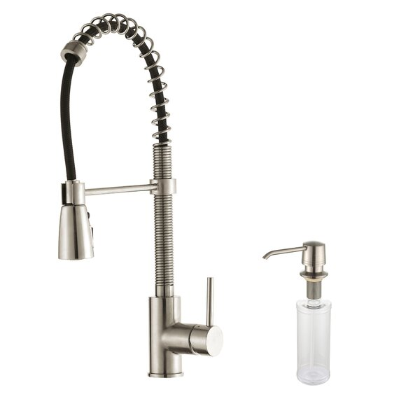 Kichen Faucet Combos Single Handle Kitchen Faucet by Kraus