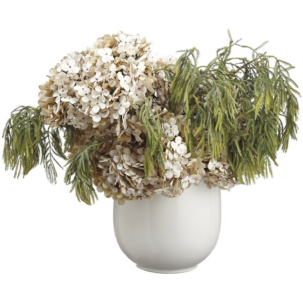 Mixed Centerpiece in Urn by Rosecliff Heights