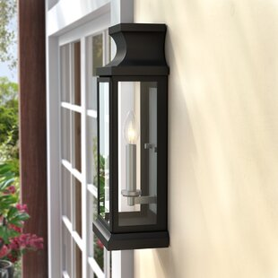 Find Brinton 1-Light Outdoor Flush mount By Andover Mills