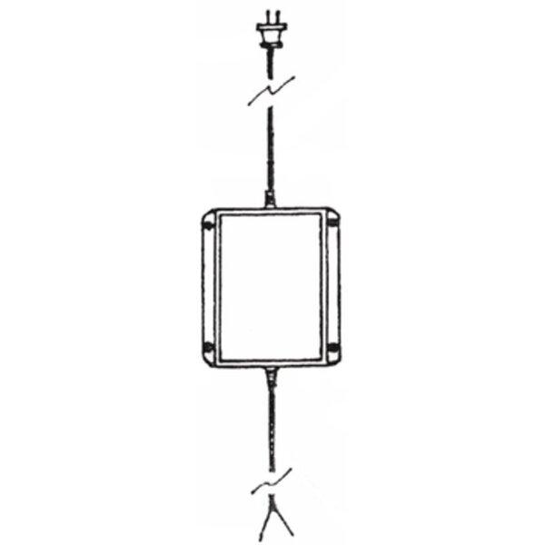 Commercial AC Flush Valves Power Adapter by Moen