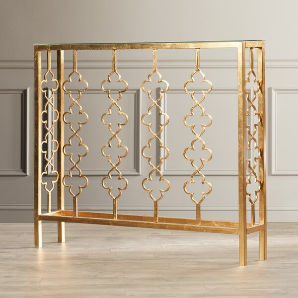 Botolph Console Table by Willa Arlo Interiors