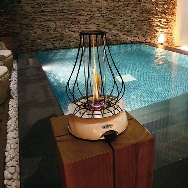 Cycloflame Bio-Ethanol Tabletop Fireplace by O-Grill