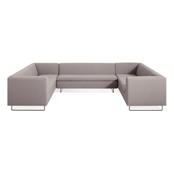Bonnie And Clyde U-Shaped Sectional Sofa By Blu Dot