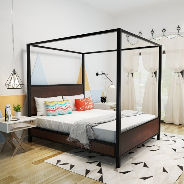 Chalkhill Bed Frame by Foundry Select