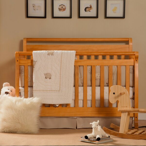 Emily 4-in-1 Convertible Crib by DaVinci