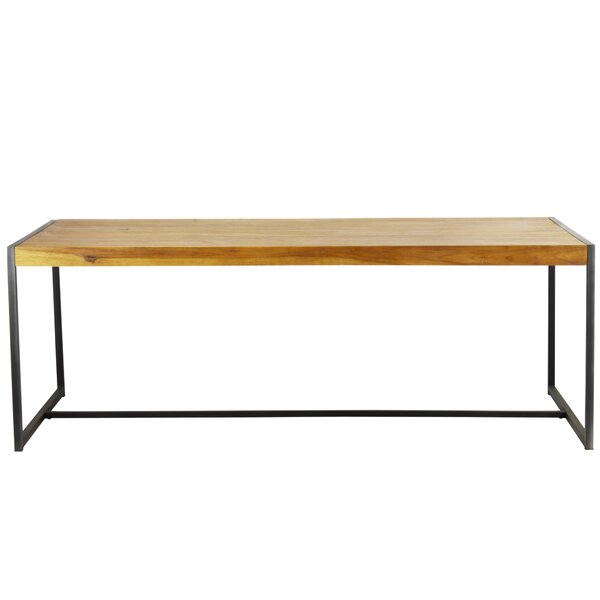 Port Augusta Industrial Dining Table by Union Rustic
