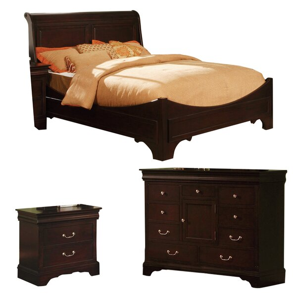 Riegel Standard Configurable Bedroom Set by Darby Home Co
