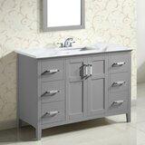 Maryport 49 Single Bathroom Vanity Set byWrought Studio