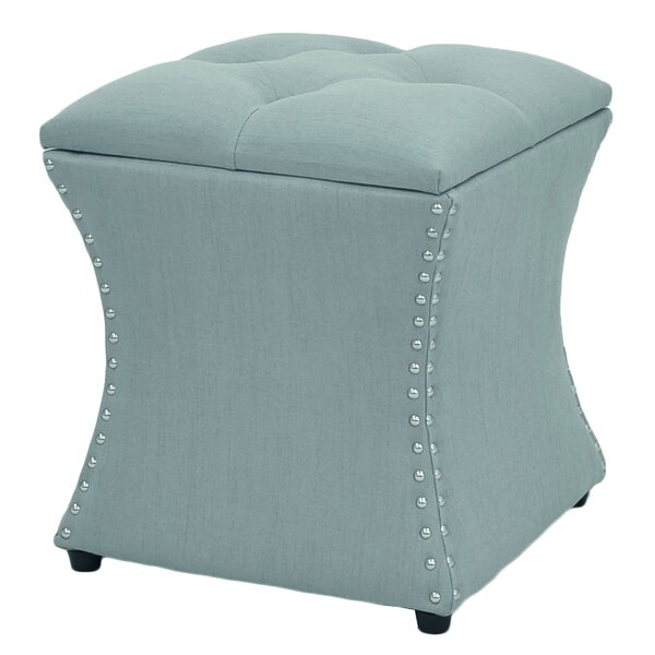 Mendes Storage Ottoman by Three Posts