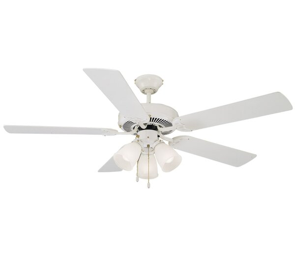 52 Millbridge 5-Blade Ceiling Fan by Design House