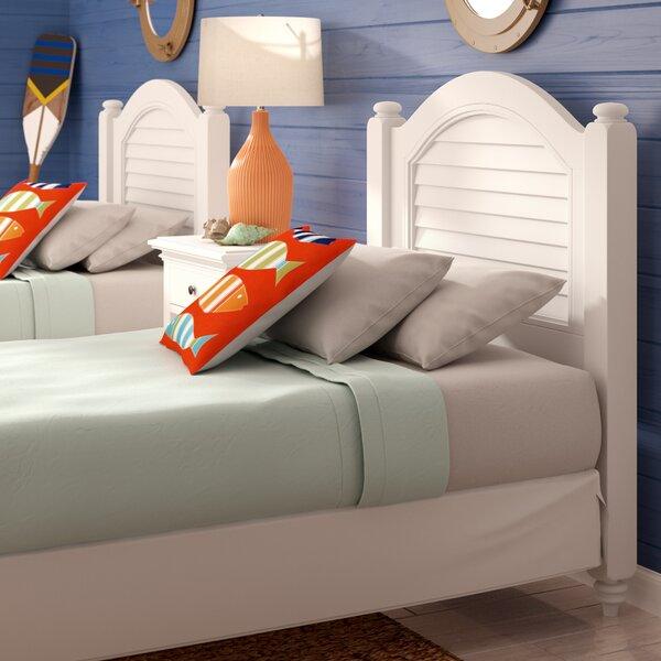 Harrison Panel 3 Piece Bedroom Set by Beachcrest Home