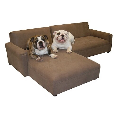 BioMedic Pet Modular Sectional Dog Sofa by MaxComfort