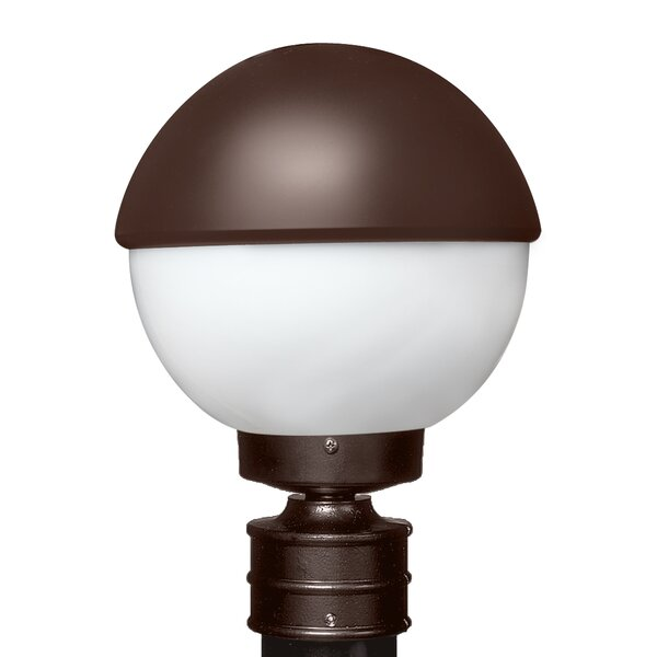 Donnie 1-Light Glossy Glass Lantern Head by Latitude Run