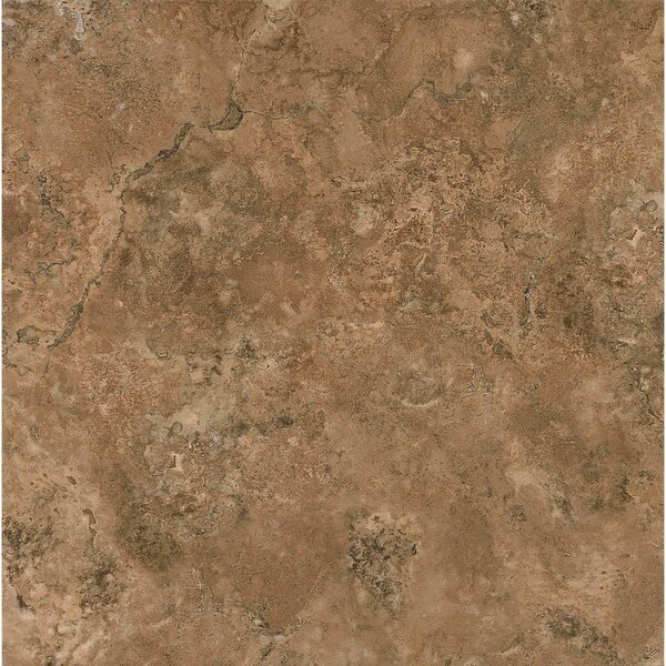 Alterna Durango 12 x 12 x 4.064mm Luxury Vinyl Tile in Clay by Armstrong Flooring