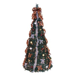 Pull Up Christmas Tree | Wayfair