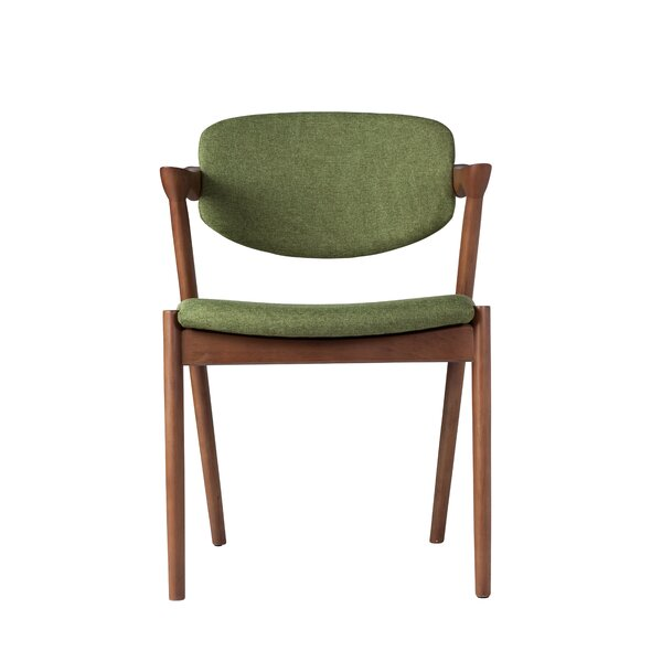 Fecteau Upholstered Dining Chair by George Oliver