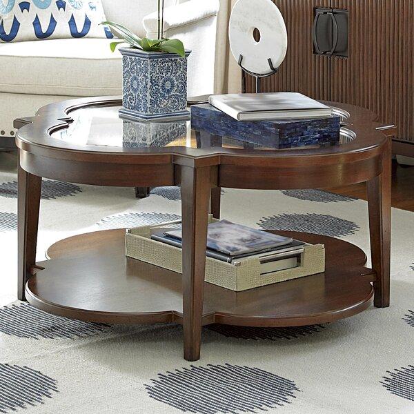 Free S&H Silhouette Quatrafoild Coffee Table