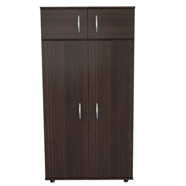Egor Engineered Wood Armoire by Latitude Run
