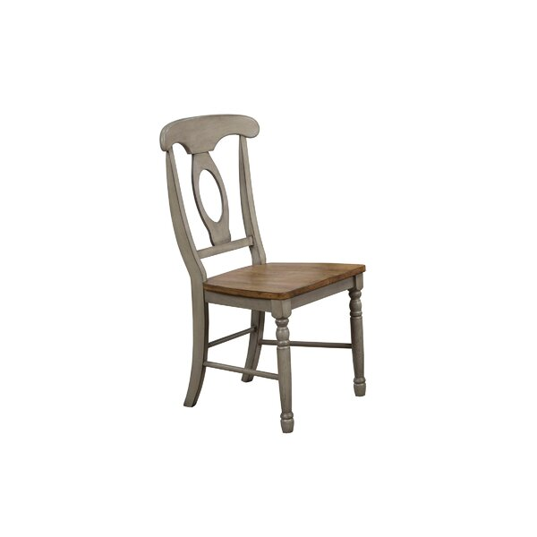 Calila Solid Wood Dining Chair (Set of 2) by Birch Lane™ Heritage