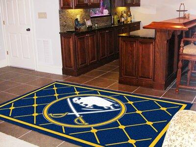 NHL - Buffalo Sabres 5x8 Doormat by FANMATS