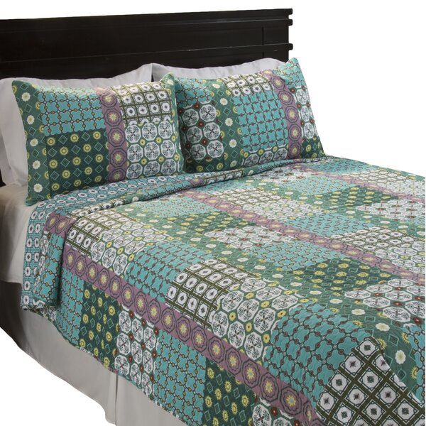 Victoria Quilt Set by Plymouth Home
